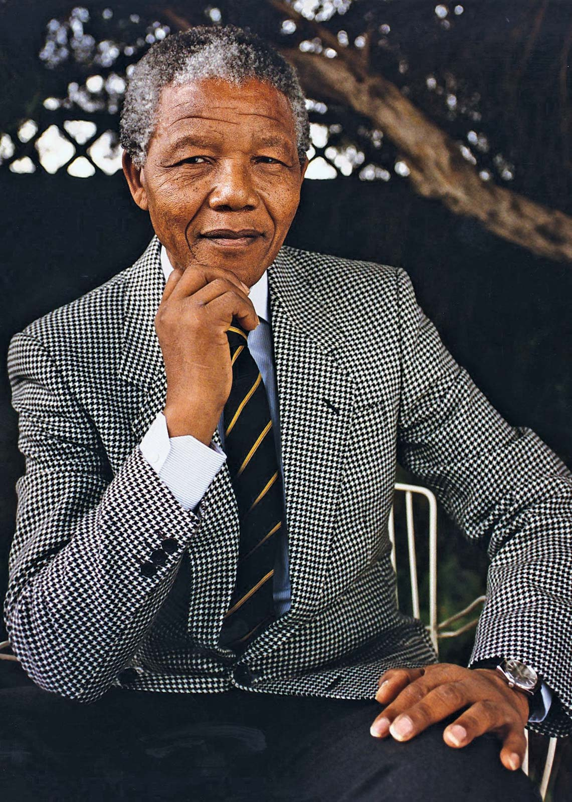 Nelson-Mandela-South-African